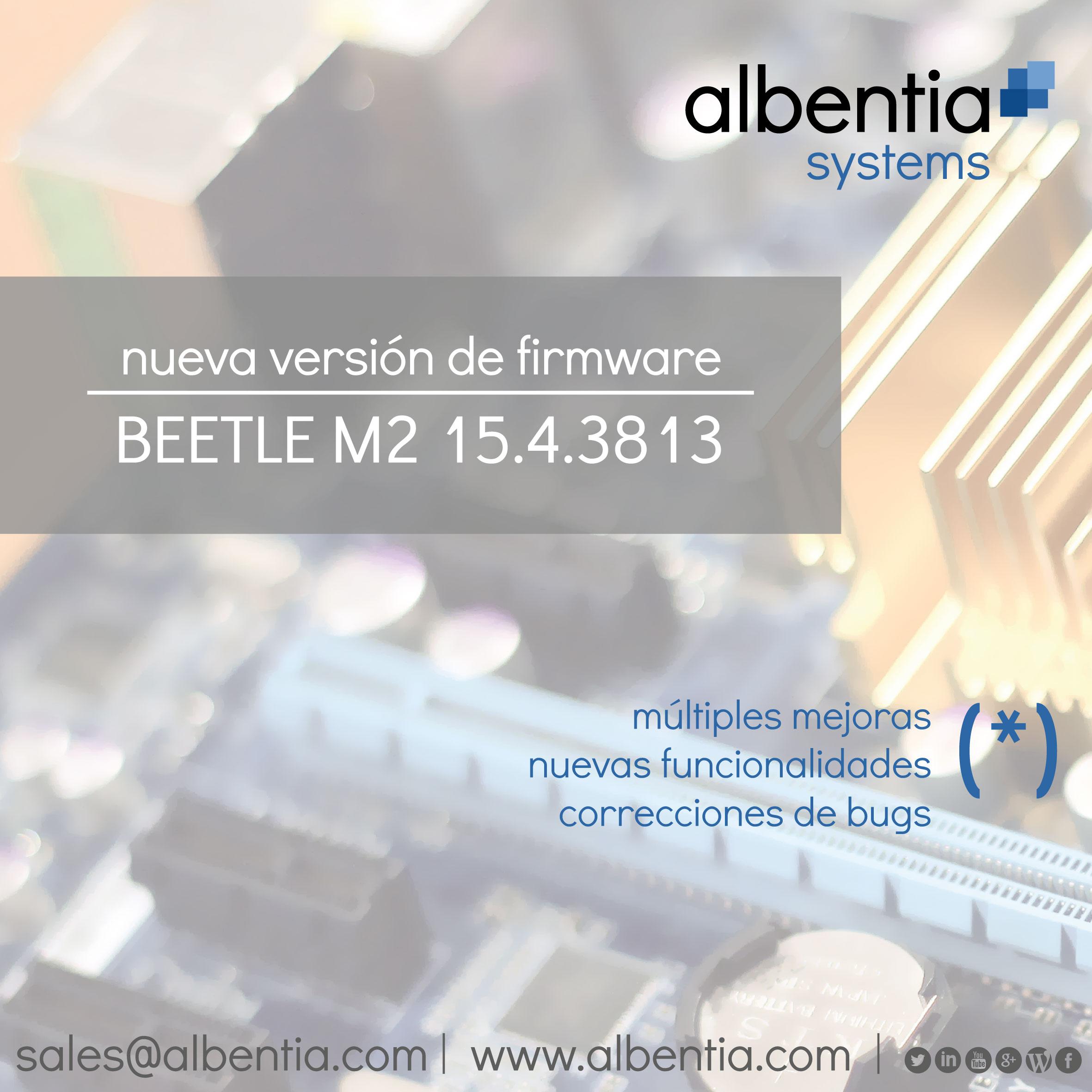 Beetle M2 15.4.3813-01