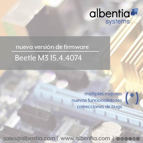 Beetle M3 15.4.4074